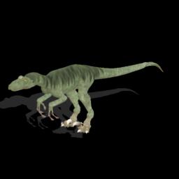 Sporistics / Venatosaurus saevidicus