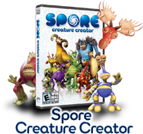 Spore Creature Creator for Mac or PC