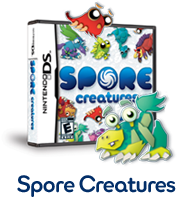 Spore Creatures for the Nintendo DS