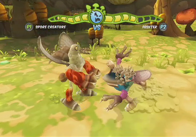 is spore multiplayer